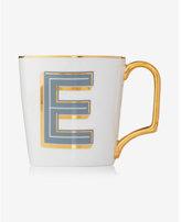 Express Rosanna E Initial Mug