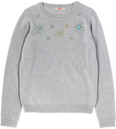 Cath Kidston Beaded Starburst Sweater