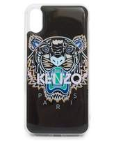 Kenzo Tiger Iphone X Case Colour: BLACK, Size: One Size