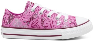 Converse Kids Chuck Taylor All Star Underwater Party Ox Trainers