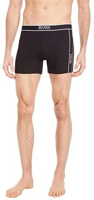 HUGO BOSS Boxer Brief 24 Logo (Black) Men's Underwear