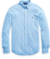 Ralph Lauren Classic Fit Cotton Mesh Shirt