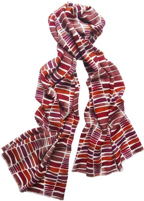 Claire Gaudion Desert Berry Scarf