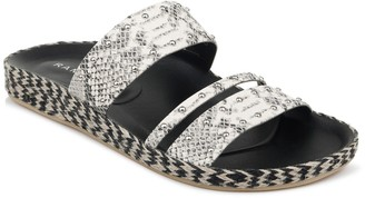 Rampage Ada Stud Embellished Sandal