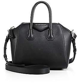 Givenchy Women's Mini Antigona Leather Satchel
