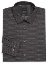 Strellson Printed Button-Down Shirt