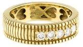 Judith Ripka Diamond Ring Band