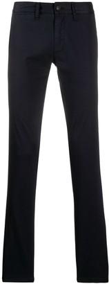 Emporio Armani Slim-Fit Chino Trousers