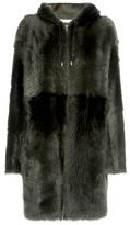 Inès & Marèchal Lamb Fur Coat