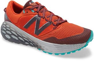 New Balance Fresh Foam More Trail v1 Water Resistant Trail Running Shoe
