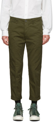 Visvim Khaki High Water Chinos
