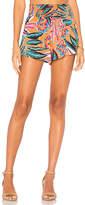 BB Dakota Jack by Feliz Shorts in Orange. - size L (also in M)