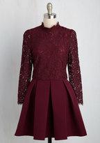 Molly Bracken Follow My Pleat Dress