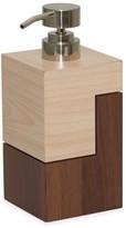 DKNY Wood Veneer Block Lotion Pump