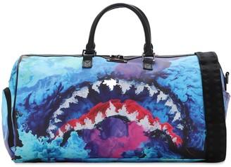 Sprayground Color Drip Duffle Bag