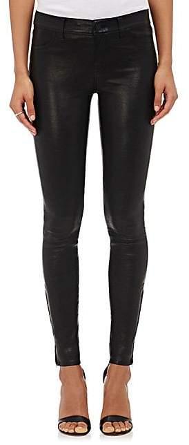b5b57ebb Leather Skinny Pants For Women - ShopStyle
