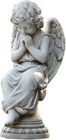 Asstd National Brand SEATED ANGEL OUTDOOR STATUE
