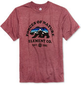 Element Men's Vista Cotton Graphic-Print T-Shirt
