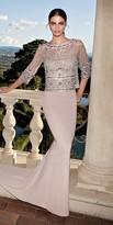 Tarik Ediz Anastasia Evening Dress