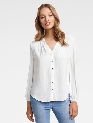 Ever New Cassidy Petite Shirt