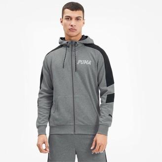 Puma Modern Sports Men's Full Zip Hoodie