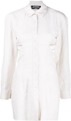 Jacquemus La robe Cavaou dress
