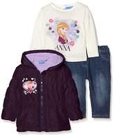 Disney Baby Girls 0-24m Frozen Anna Clothing Set