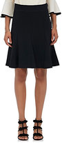 Chloé Women's Cady Pleated Knee Skirt