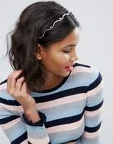 Asos Woven Bead Headband