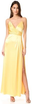 Jill Stuart Jill Women's Satin Gown