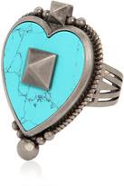 Valentino Santeria Heart Ring