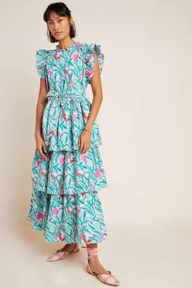 Banjanan Leilani Tiered Maxi Dress