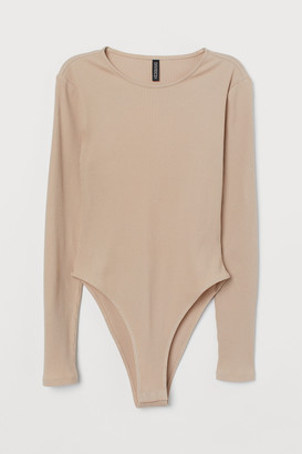 H&M Cut-out body