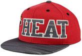 adidas Miami Heat Undertone Snapback Cap