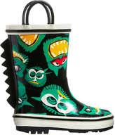 Joe Fresh Toddler Boys' Rain Boots, Black (Size 7)