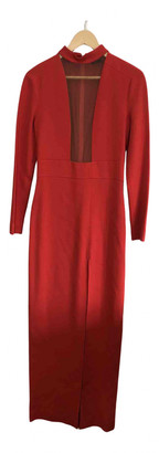 Tom Ford Red Viscose Dresses