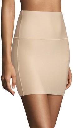Maidenform Women's Shapewear Tame Your Tummy Half Slip DM0702