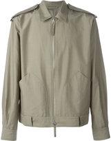 E. Tautz bluson jacket
