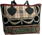 Burberry The Giant Multicolour Cloth Handbags