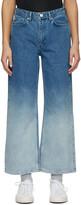 Thumbnail for your product : Won Hundred Blue Kiri Dip-Dye Jeans