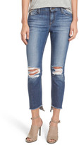 Joe's Jeans Blondie Destroyed Ankle Skinny Jean