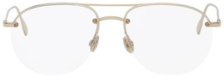 Christian Dior Gold Stellaire011 Glasses