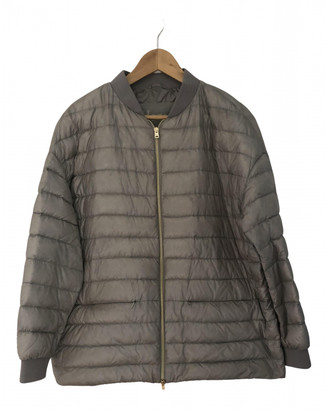 Herno Silver Polyester Jackets