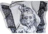 Astrid Sarkissian The Queen large square silk scarf