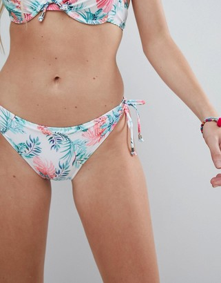 Dorina Floral Bikini Bottom-Multi