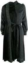Junya Watanabe trench coat dress
