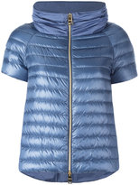 Herno padded gilet jacket