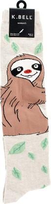 K. Bell Socks K. Bell Women's Cute Animal Novelty Casual Knee High Socks