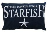 B. Smith Park ''Wish Upon A Starfish'' Throw Pillow