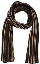 M Missoni Striped Knit Shawl